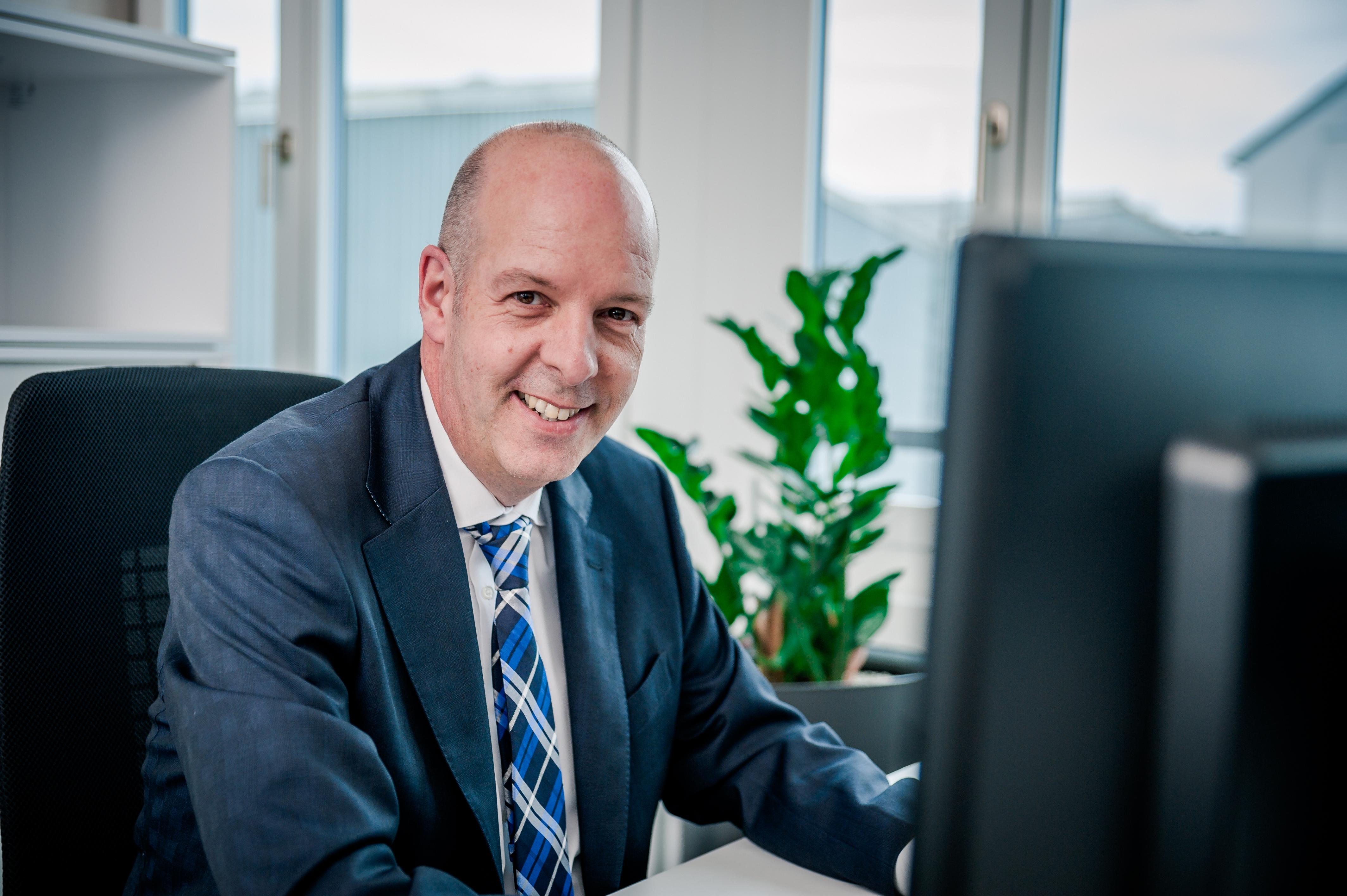 Daniel Gloor ist Mitglied der Geschäftsleitung von BSC Broker Service Center GmbH.