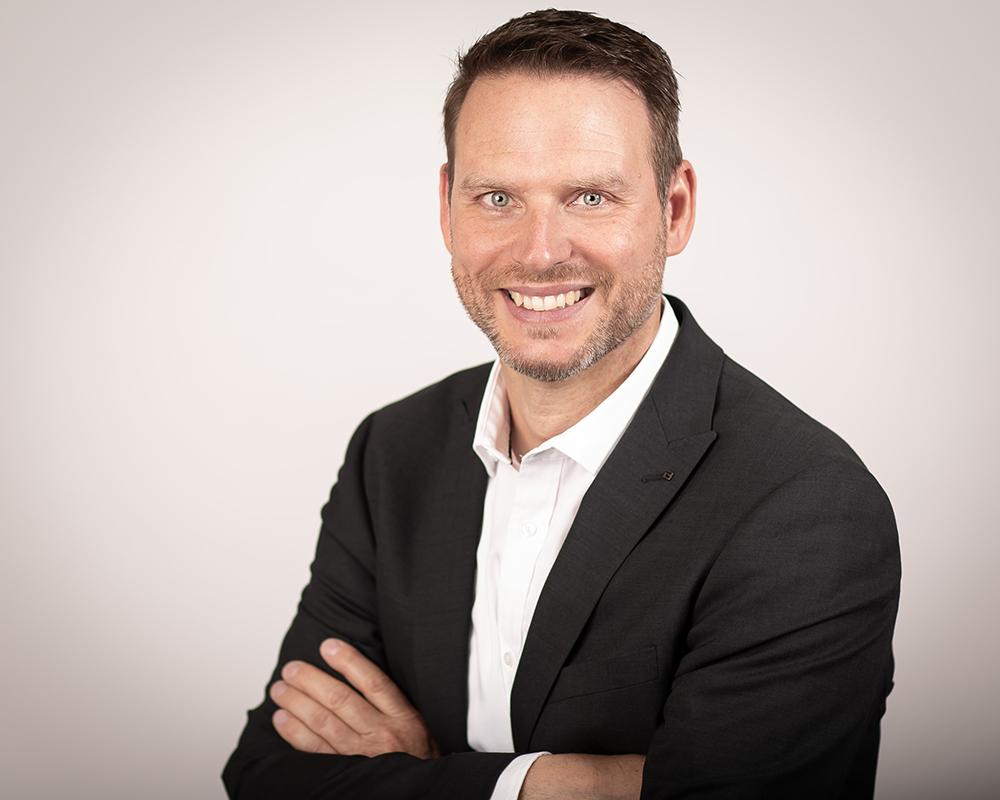 Marcel Schradt, CEO IG B2B